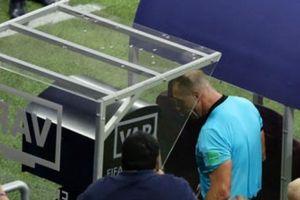 Xác định thời điểm VAR được sử dụng tại Champions League