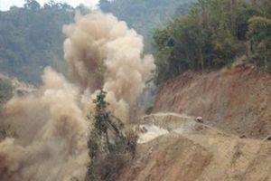 Nổ mìn khiến 3 người tử vong tại chỗ tại Cao Bằng