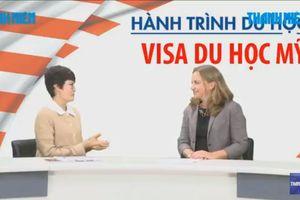 Tọa đàm Visa du học Mỹ và chương trình trao đổi văn hóa Mỹ