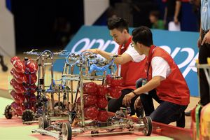 Việt Nam sẽ vô địch Robocon châu Á - Thái Bình Dương lần thứ 7?