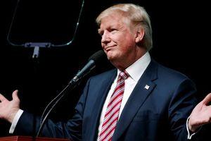 Ông Trump nói kinh tế Trung Quốc không còn khả năng sớm vượt Mỹ