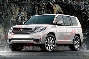 Toyota Land Cruiser thế hệ mới sẽ không còn động cơ V8?