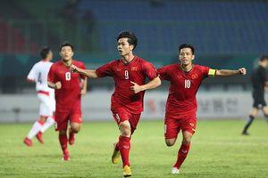 Việt Nam 1-0 Bahrain: Bàn thắng vàng của Công Phượng