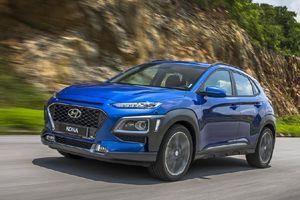 Ra mắt Hyundai Kona giá từ 615 triệu, cạnh tranh Ford EcoSport