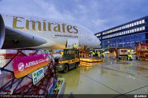 10 năm, hơn 105 triệu hành khách trải nghiệm chuyến bay Emirates A380