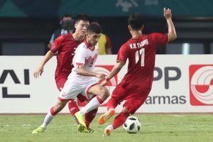 Tường thuật trực tiếp U23 Việt Nam vs U23 Bahrain