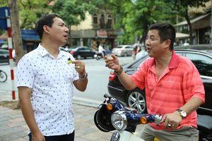 Danh hài Quang Thắng: Vợ không ghen khi tôi đóng cảnh nóng!