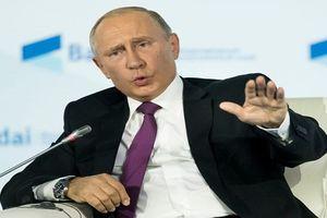 Tổng thống Putin lên tiếng sau ồn ào tại đám cưới Ngoại trưởng Áo