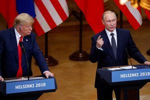 Putin: Giới cầm quyền Mỹ đứng sau đòn trừng phạt 'vô nghĩa' đánh vào Nga