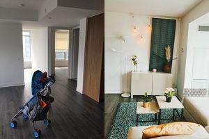 Mẹ 8X chia sẻ sai lầm chọn nội thất trước khi có thể tự tạo căn hộ trong mơ