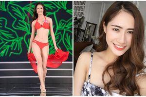 Nhan sắc thí sinh Hoa hậu Việt Nam 2018 bị gạ đi tiệc giá 60 triệu trong 2 tiếng