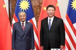 Trung Quốc khẳng định duy trì quan hệ hữu nghị với Malaysia