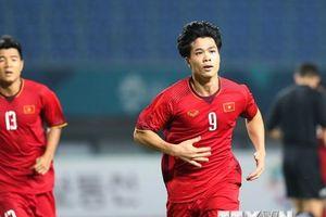 Olympic Việt Nam - Olympic Bahrain 1-0: Đĩnh đạc bước vào tứ kết