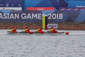 Việt Nam đã giành huy chương vàng đầu tiên tại ASIAD 2018