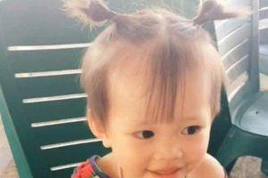 Bé gái 2,5 tuổi ở Hà Tĩnh bỗng nhiên mất tích bí ẩn hơn 1 tháng