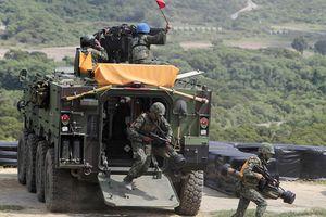 Lộ hình ảnh Đài Loan chĩa tên lửa thẳng về phía Trung Quốc