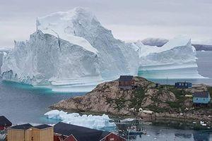 Báo động băng tan ở Bắc Cực