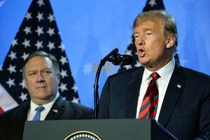 Nam Phi yêu cầu Mỹ giải thích phát ngôn của ông Trump về vấn đề cải cách ruộng đất