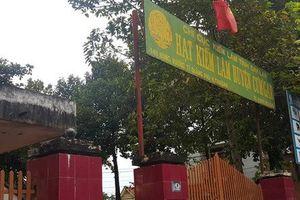 Bắt Hạt trưởng kiểm lâm nhận tiền của trùm gỗ lậu Phượng 'râu'