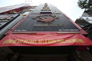 Vi phạm PCCC, Hà Nội đình chỉ gần 900 quán karaoke