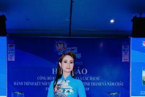 CEO Hồng Nhung: Nữ đại sứ tài năng xinh đẹp của HTKNYT