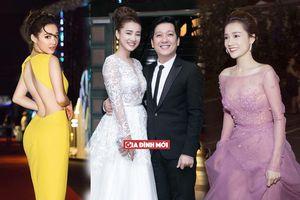Ngắm gu thời trang đơn sắc của Nhã Phương - vợ sắp cưới của Trường Giang