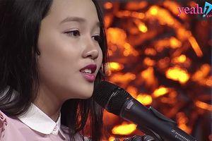 Khán giả truyền hình xúc động, lặng người khi nghe sáng tác đầu tay viết về ông bà của ca sĩ nhí Bùi Hà My