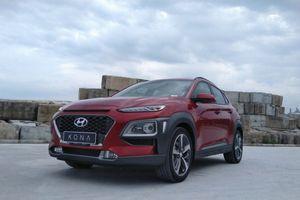 Hyundai Kona chốt giá từ 615 triệu đồng, kỳ vọng 500 xe/tháng