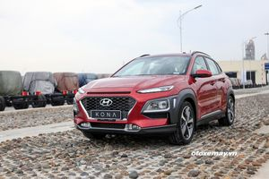 Hyundai Kona 1.6 Turbo giá 725 triệu đồng được trang bị những gì ?