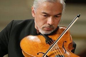 Nghệ sĩ có cây đàn triệu USD - Stéphane Trần Ngọc về Hà Nội biểu diễn