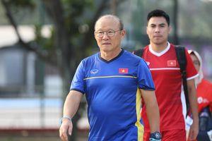 Olympic Việt Nam - Olympic Bahrain: Cơn giận dữ của thầy Park