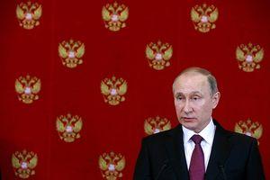 Đa số người dân Nga ủng hộ chính sách đối ngoại của Tổng thống Putin
