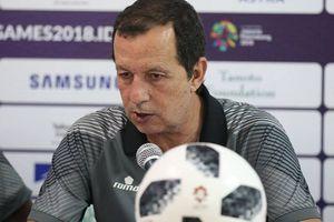 HLV Olympic Bahrain chỉ trích trọng tài sau thất bại trước Olympic Việt Nam