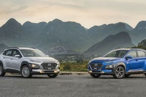 Hyundai Kona gây sốt thị trường với mức giá 615 triệu đồng