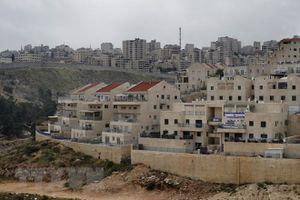 Palestine lên án Israel xây dựng 650 nhà định cư ở Bờ Tây