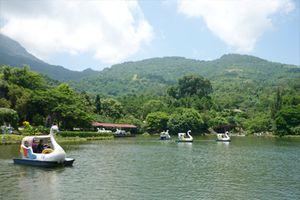 Công nhận khu du lịch cấp thành phố đối với Khu du lịch Ao Vua