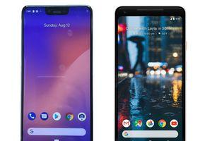 Google Pixel 3 XL hỗ trợ sạc không dây