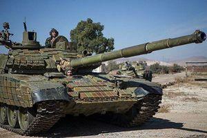 Sư đoàn 4 của SAA tiến vào Bắc Latakia chuẩn bị đợt tấn công mới
