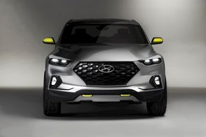 Hyundai Santa Cruz: Xe bán tải của Hyundai sắp bán ra thị trường