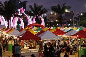 Đà Nẵng: Chợ đêm đang từng bước phát triển