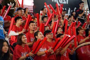 Saigon Heat và ngọn lửa đồng hành không bao giờ tắt tại VBA 2018