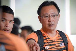 HLV Malaysia quan tâm đội hình Olympic Việt Nam dự AFF Cup 2018