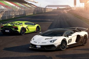 Lamborghini Aventador SVJ ra mắt, giới hạn 900 chiếc