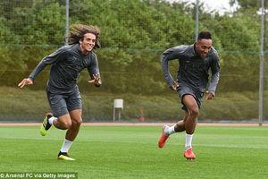 Lộ diện cầu thủ chạy nhanh nhất và chậm nhất tại Arsenal