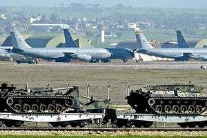 Dân Thổ Nhĩ Kỳ đòi đuổi Mỹ khỏi căn cứ Incirlik