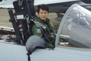 Nhật Bản có 'nữ chiến binh bầu trời' đầu tiên trong lịch sử