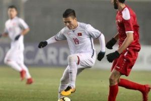 Olympic Syria – đối thủ của Olympic Việt Nam có gì đáng gờm?