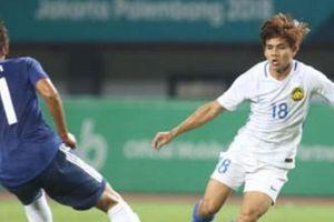 Hưởng phạt đền phút chót, Olympic Nhật Bản loại Olympic Malaysia