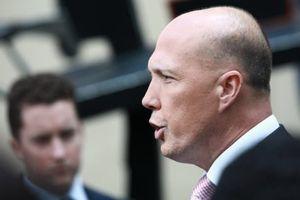 Người muốn lật đổ thủ tướng Úc nhận tin 'sét đánh'