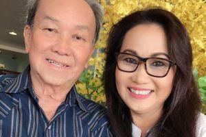 Cha của nghệ sĩ Thanh Hằng 'xin được chết trên sàn diễn'